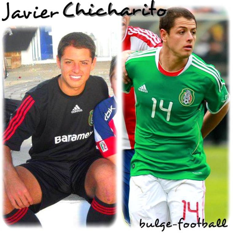 Javier Chicharito bulge