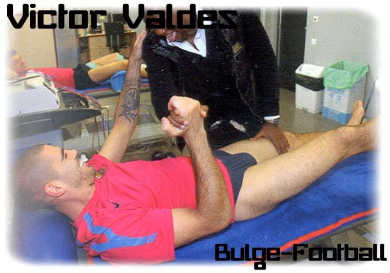 Victor Valdes bulge