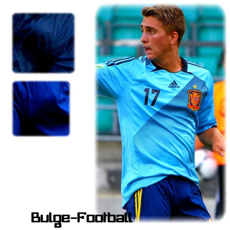 Gerard Deulofeu bulge