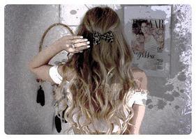 Samedi et ses cheveux