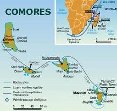Actualités des Comores (أخبار من جزر القمر)