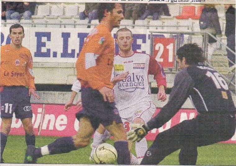 Yazid Mansouri 2004/2005