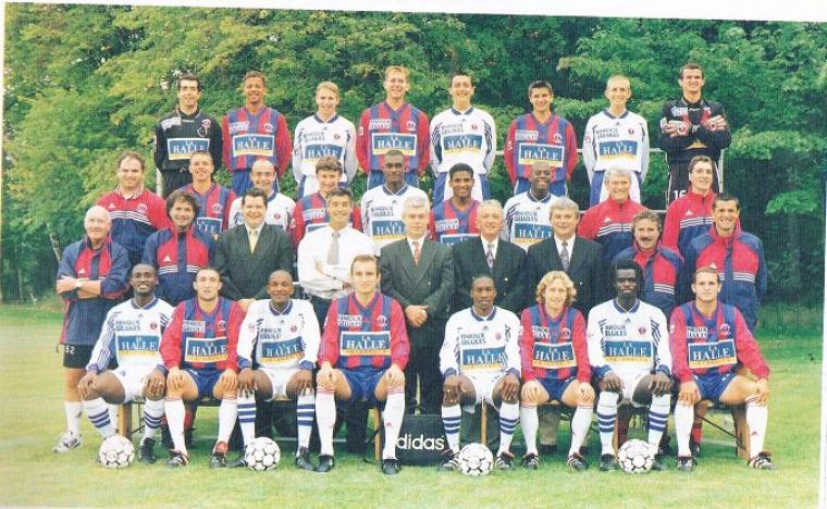 David Voisin 1998/1999