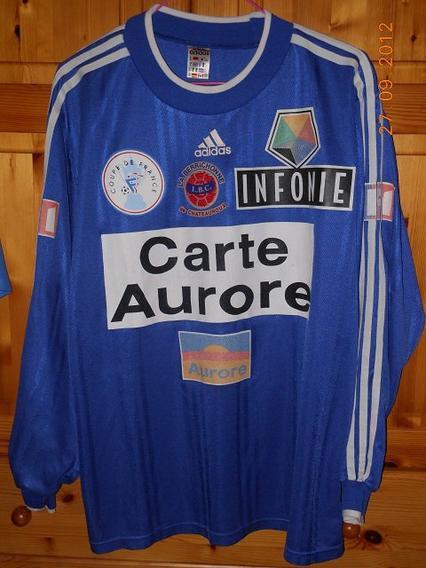 Zoltan Kovacs, coupe de France 2000/2001 (porté à La Rochelle le 16/12/2000, 8ème tour)