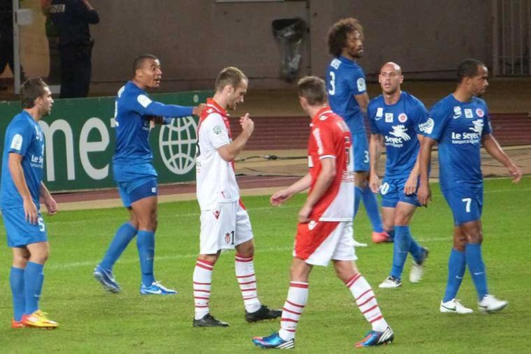 Clement Tainmont 2012/2013 (porté à Monaco le 08/10/2012)