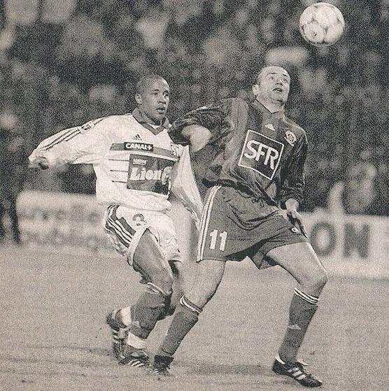 Jérome Brocard, coupe de la ligue 1998/1999, 8ème de finale contre Montpellier le 03/02/1999 (préparé, joueur finalement absent de la feuille de match)