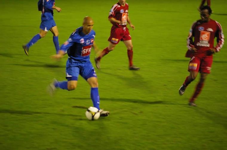 Sofyane Cherfa 2009/2010, porté à Saumur, 7ème tour de coupe de France, le 21/11/2009