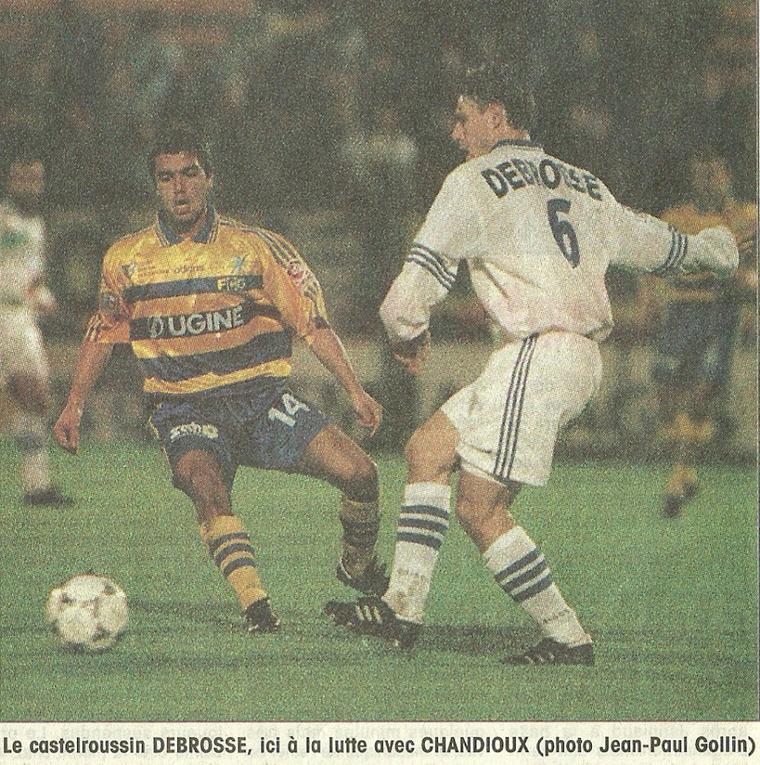 Pascal Gastien 1996/1997