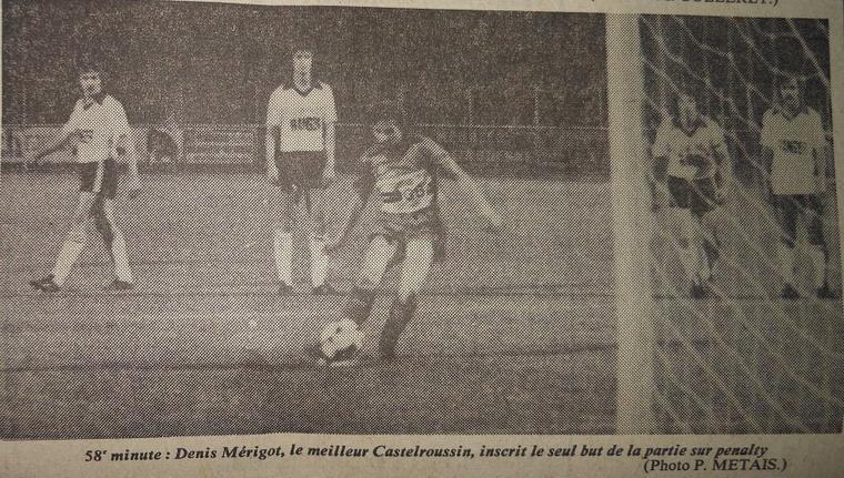 Denis Merigot, 1980/1981