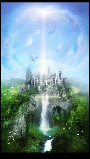 Chapitre 6: Le royaume d'Amorine