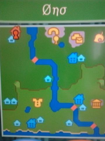 Plan de Ono et ses habitant :)