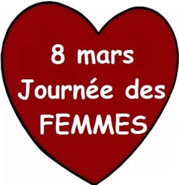 JOURNEE MONDIALE DE LA FEMME