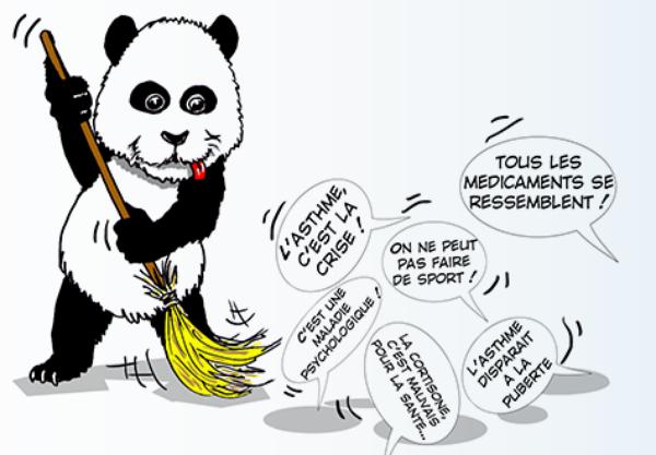 JOURNEE MONDIALE DE L'ASTHME