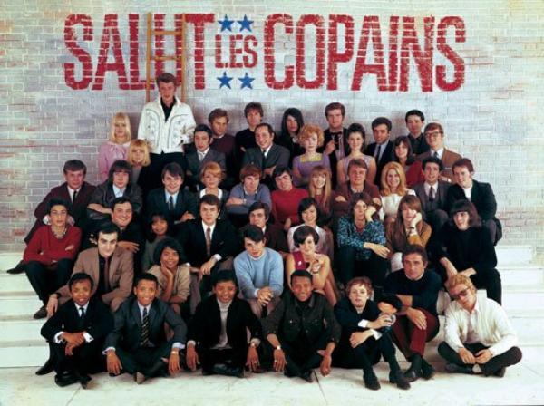 SALUT LES COPAINS