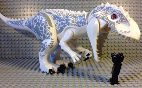 Lego Jurassic World : Les dinosaures arrivent !