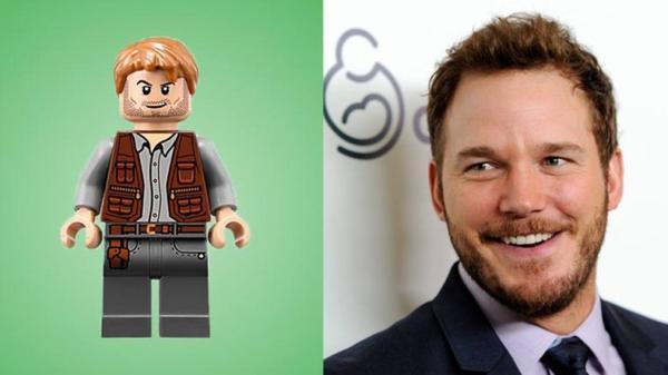 Lego Jurassic World : La première figurine dévoilé !