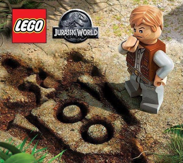 LEGO Jurassic World : Trailer du jeu vidéo !