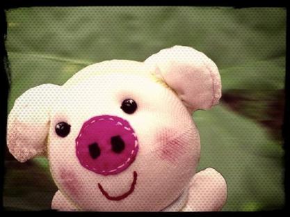 Petit cochon !