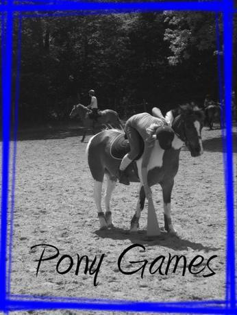 Les Cours de Pony Games avec Lui :) <3