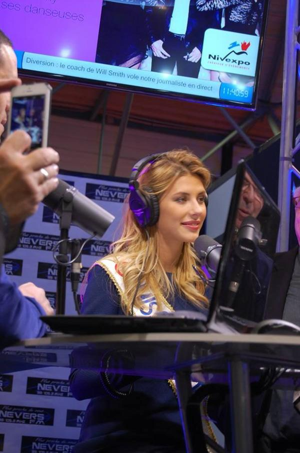 Camille Cerf - Nevers FM
