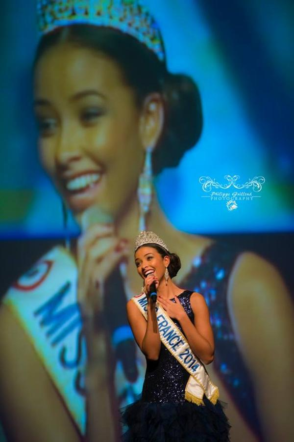 Flora Coquerel - Election Miss Beaujolais
