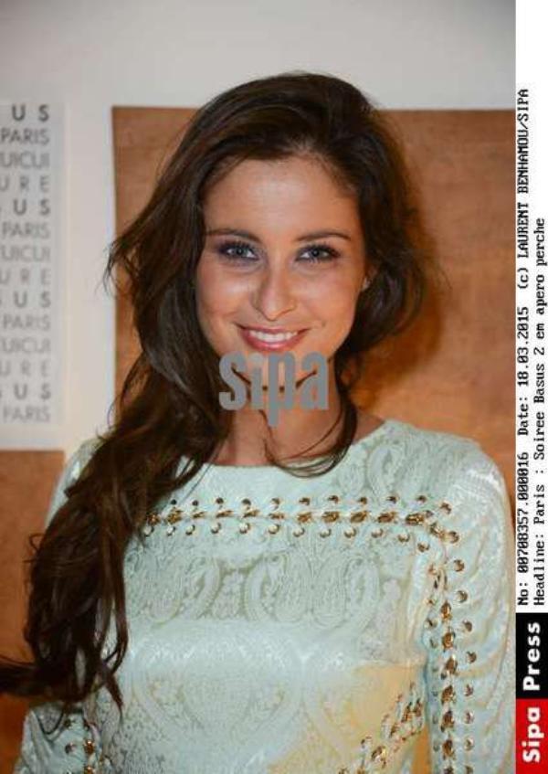 Malika Ménard - Soirée Basus