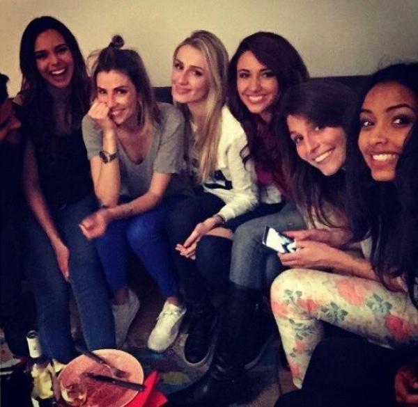 Miss France - Soirée entre filles