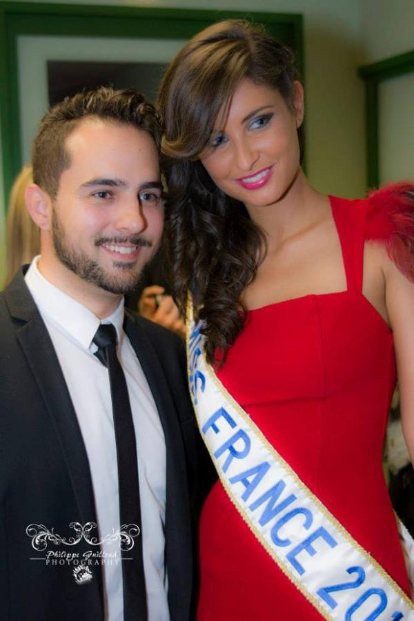 Malika Ménard - Election Miss Chatillon
