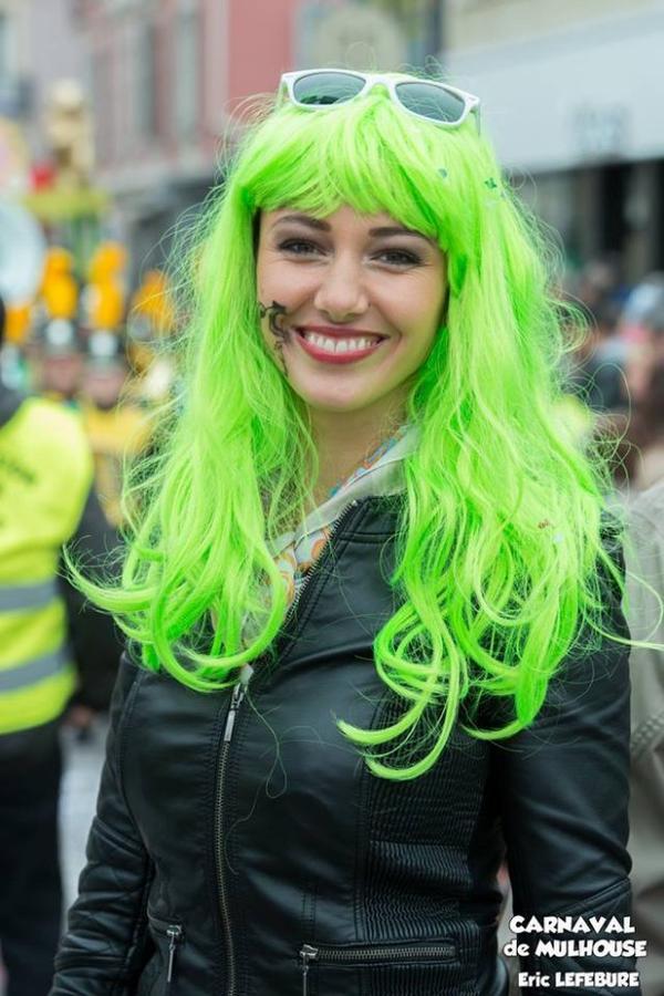 Delphine Wespiser - Carnaval de Mulhouse