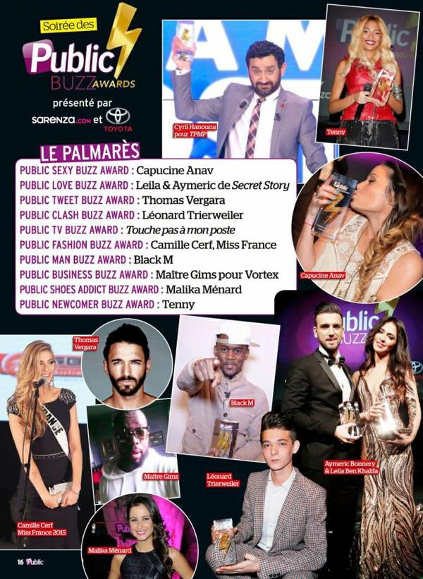 ღiss France 2015/ ex Miss France - Presse avril 2015