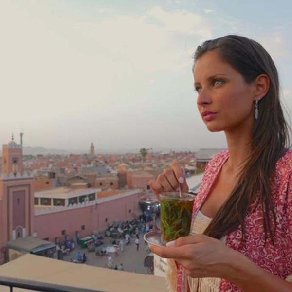 Malika Ménard - Marrakech