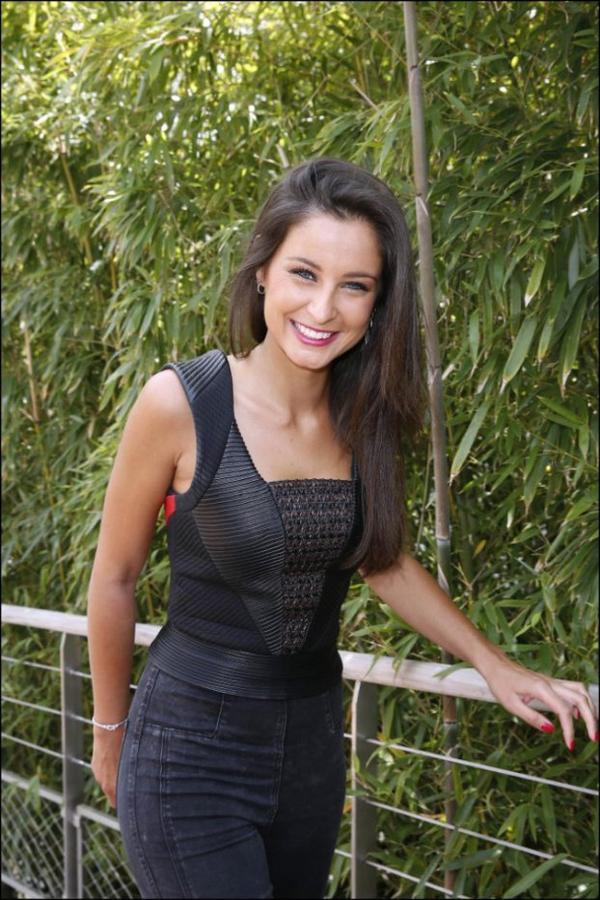 Malika Ménard - Roland Garros