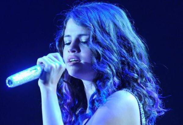 Selena Gomez : Les photos de son concert en Argentine