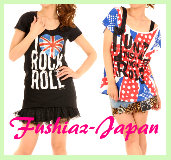 ♔ La mode → American and British flag ! ♔