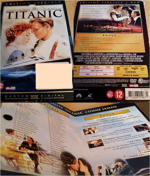 Titanic : Le film (2) - Troisième et dernière partie.