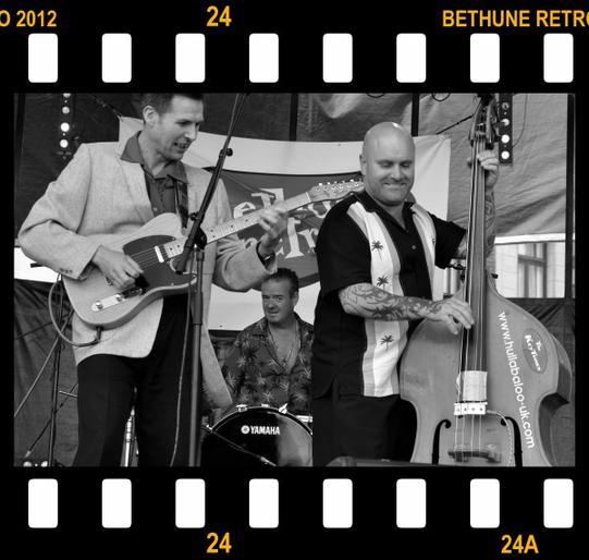 BETHUNE RETRO 2012