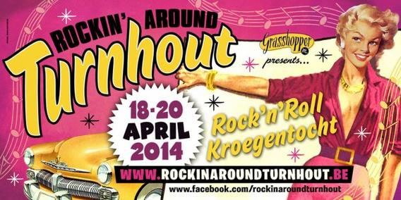 ROCKIN AROUND TURNHOUT 2014