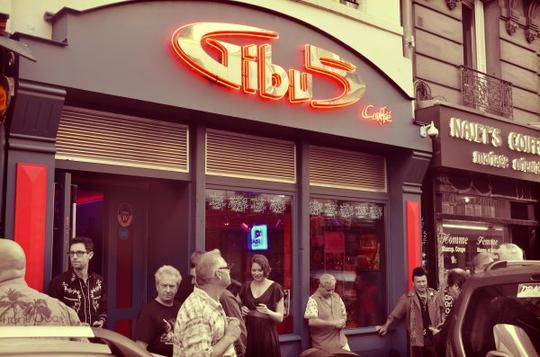 Rock'n'Roll Riot (Gibus Café Paris)