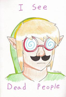 Quelque blagues Zelda