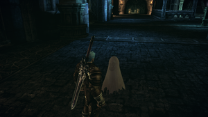 J'ai fait connaissance de Mr Fantôme :3