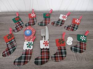Petites bottes de Noël