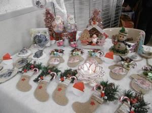 Marché de Noel à Marcq en Ostrevent