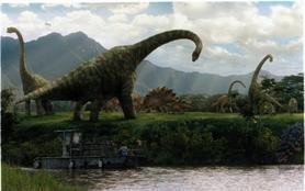 Le Tyrannosaure n'obéit à aucun schéma de groupe ni aucun horaire de parc d'attraction. C'est l'essence du chaos.