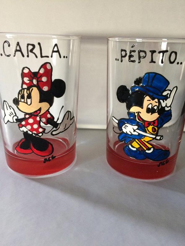 Thème Mickey et minnie