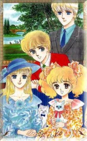 Puis avec mon dix-septième mangas quand j'avais 14 ans et c'était Lady Gwendoline!