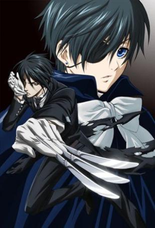Puis avec mon dix-neuvième mangas quand j'avais 14 ans et c'était Black Butler