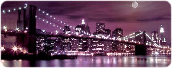 « New York est plus qu'une ville, c'est une expérience unique. Elle est le symbole du rêve américain ♥ »