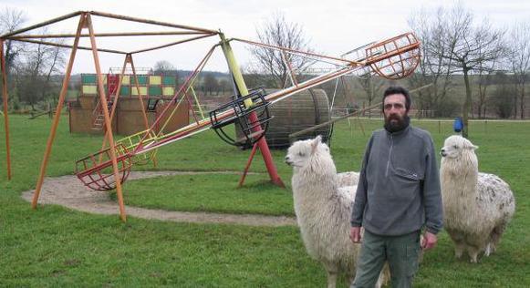 Le parc animalier d'Estourmel en deuil, Claude Porez s'est éteint vendredi