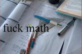Maths ...