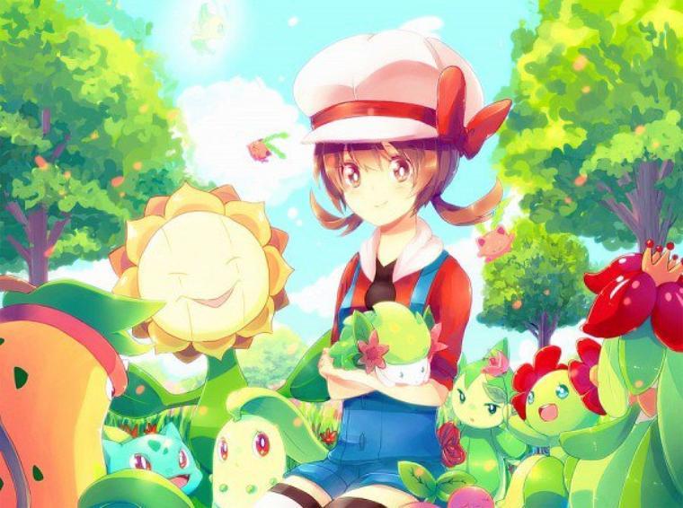 Kotone (Pokémon) + Tagué